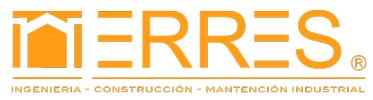ERRES // Ingeniería – Construcción – Mantención Industrial